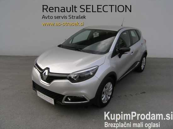 Renault Captur dCi 90 Energy Expression Start Stop + JAMSTVO
