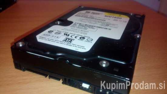 160gb hdd WD,sata2