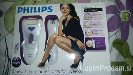 Prodam PHILIPS depilator satinPerfect