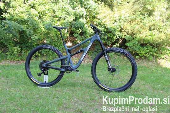 2018 Santa Cruz Hightower LT CC - Carbon Mountain Bike 29 SRAM EAGLE