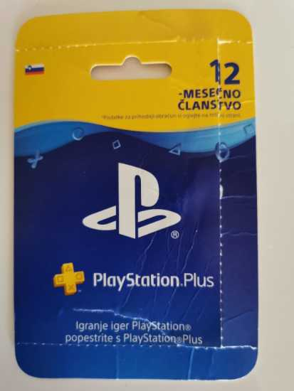 playstaion plus pass
