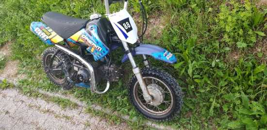 PitBike 80 Mini Cross