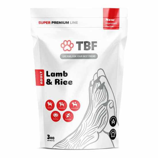 Lamb and Rice - TBF SuperPremium hrana za pse